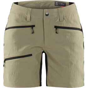 Haglöfs Rugged Flex Shorts Women Lichen/True Black
